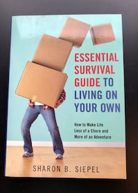 Essential Survival Guide to Living on Your Own by Sharon Siepel (Paperback) Leesburg, 20175
