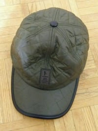 gray and black fitted cap Toronto, M3C 1B5