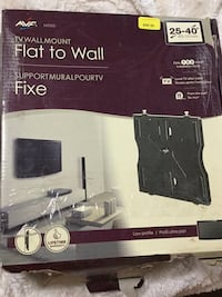 """TV  Wall Mount- up to 40"""" TV 545 km"""