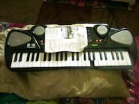 black and white electronic keyboard Conover, 28613