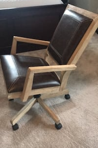 Office Chair- swivel and rock