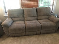 Couch and love seat with recliner 20 mi