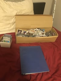 hockey card collection! 1000+ cards!