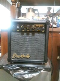 black and brown guitar amplifier Halifax, 02338