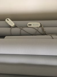 Elite Roller Shades - white $40 for all Vaughan, L4L 0B1