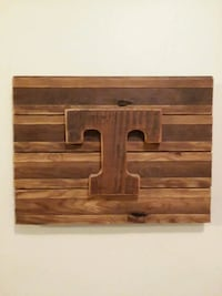Old salvaged oak hardwood made into an Tennessee  Lenoir City, 37772