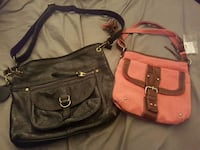 2 brand new purses Woodstock, N4V 1H3