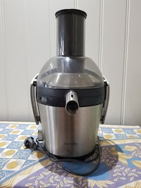 rustfritt stål Philips Power Juicer Oslo, 0655