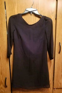 Black dress juniors size 6 321 mi