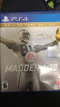 Madden 19 PS4 Pittsburgh, 15213