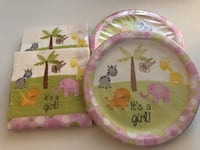 It's a GIRL ! Party supplies ~NEW  Toronto, M1G 3T2