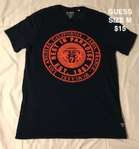 MEN'S GUESS T-SHIRT