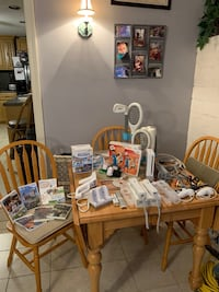 Wii Console, 2 Controllers, 10 Games and Many Accessories Barrington, 02806