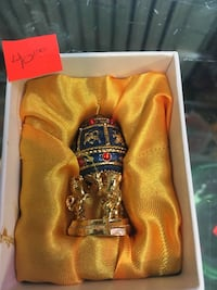 Mini mini faberge egg-only 5 left - great gift Montréal, H9A