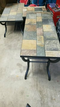 3 tile Tables