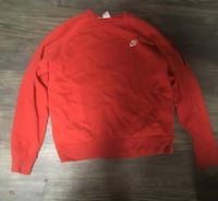 Large Nike sweatshirt with shoulder pocket Sherwood, 72120