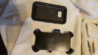 Samsung galaxy 7 active otter box and glass