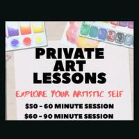 Private Art Classes Vancouver
