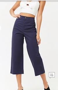 Forever21 culotte chinos. Size L. Very flattering Chantilly, 20152