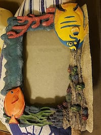Kids ocean  Fish picture frame