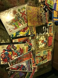 assorted Marvel comic book collection South Gate
