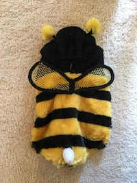 Pet Bee Costume size S Fairfax, 22033