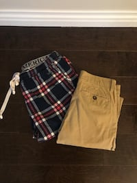 "Men's Khakis and Sleep Pants (Medium/31"" Waist) Guelph, N1L 1P1"