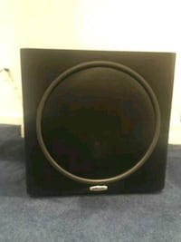 PSW 125 Polk Audio 12-Inch 300W Subwoofer Washington
