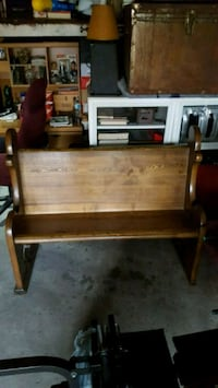 brown wooden headboard and footboard Toronto, M3H