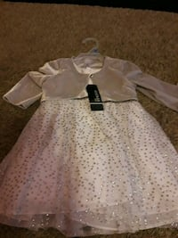 24 mon dress new with tags Wylie, 75098