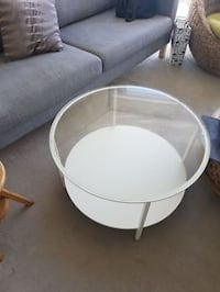 VITTSJÖ/Vittsjoe Coffee Table(White) 多伦多