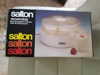 Yogurt maker SALTON Mississauga, L5M 4H4