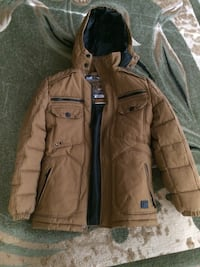 Brown cool cat jacket