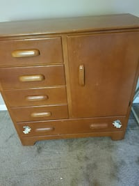 vitage all wood baby change chest Barnegat Township