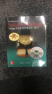 Introduction to solid modelling book