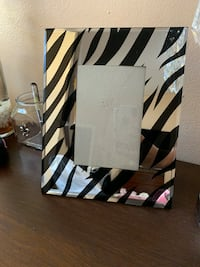 Zebra mirrored picture frame Kenner, 70065
