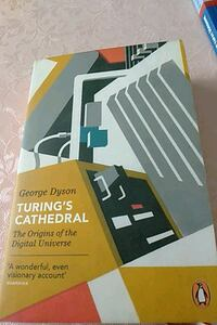2.el kitap George Dyson TURİNG'S CATHERDRAL Istanbul, 34110
