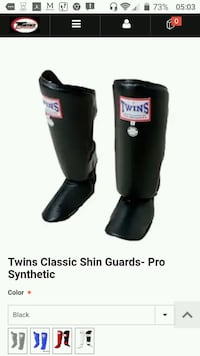 Looking for muay thai shin guards Calgary, T3A 6A7