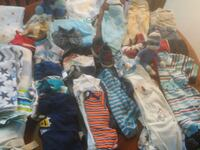 Baby boys n.b.-12 months over 60 items some new Anaheim, 92801