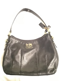 women's black leather coach tote bag Charleston, 29414