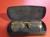 Glasses with monogrammed case 198 km