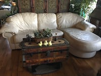 Leather sofa & love seat Winchester, 22603