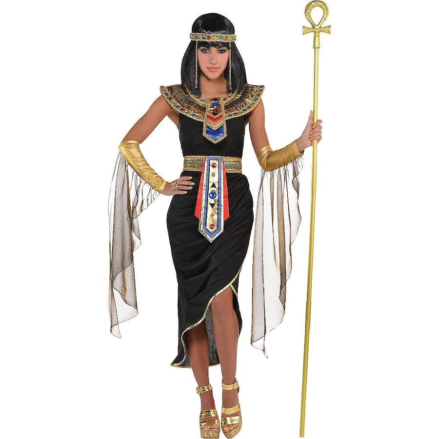 Egyptian queen- cleopatra costume