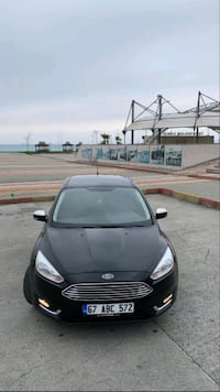 2014 Ford Focus TREND X 1.6I 125PS 5K