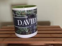 David Street mug.  New Vaughan