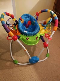 baby's multicolored jumperoo Pickering, L1W 2X2