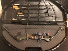 Compound bow Browning