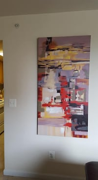 Abstract Painting Arlington