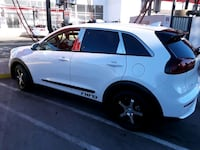 white 5-door hatchback Los Angeles, 91406