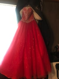 Quinceañera dress  Grand Prairie, 75051